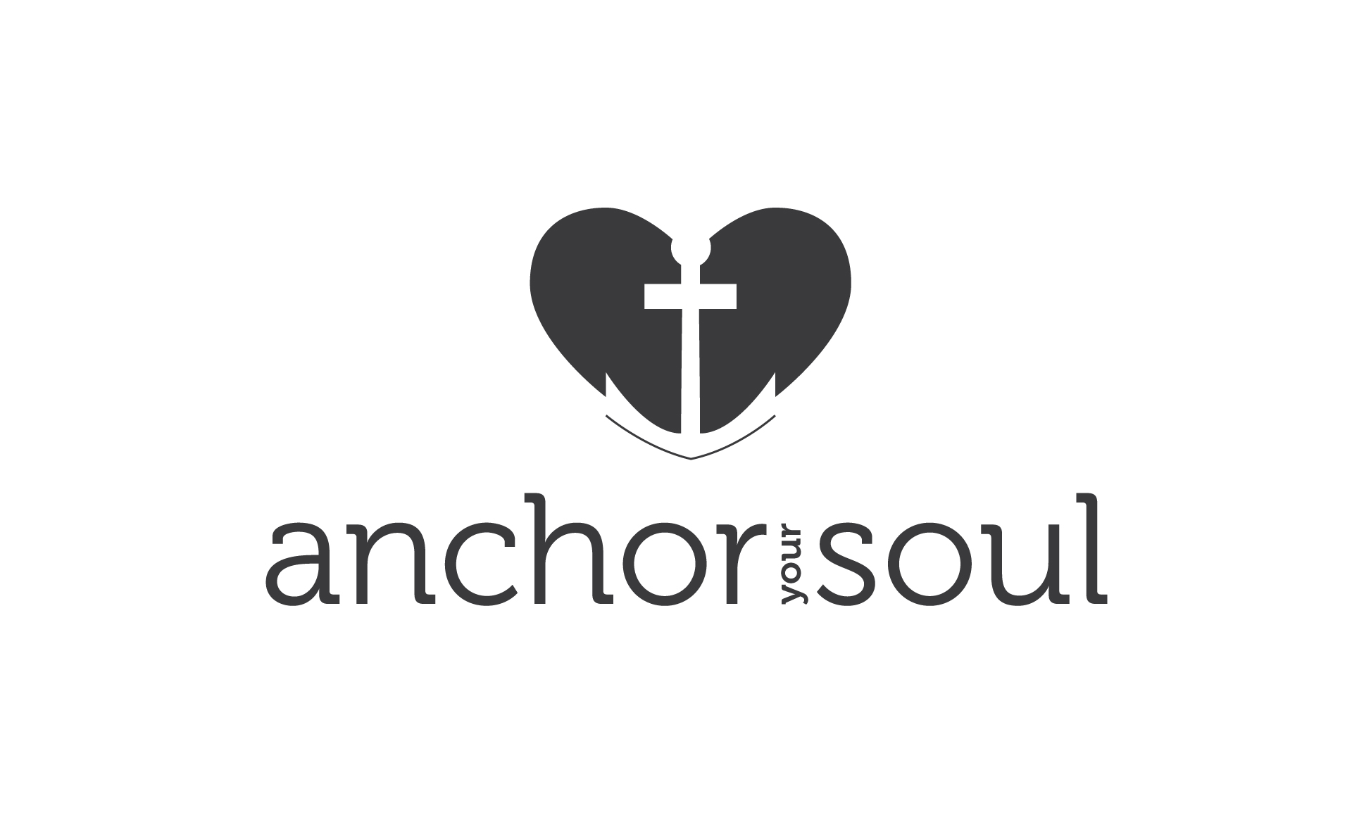 Anchor Your Soul Logo